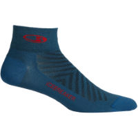 Icebreaker Run+ Ultra Light Merino Mini Socks