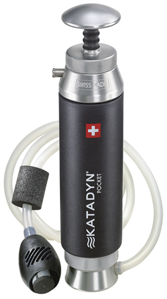 Katadyn Pocket Water Filter | Bottles