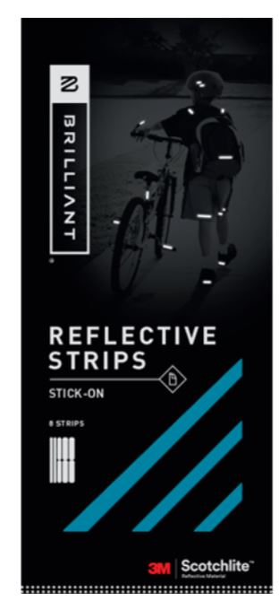 Stick-On Reflective Strips | Reflectives