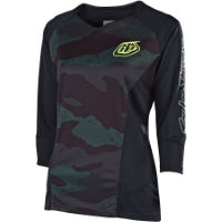 Troy Lee Designs Womens Ruckus Jersey (Camo)
