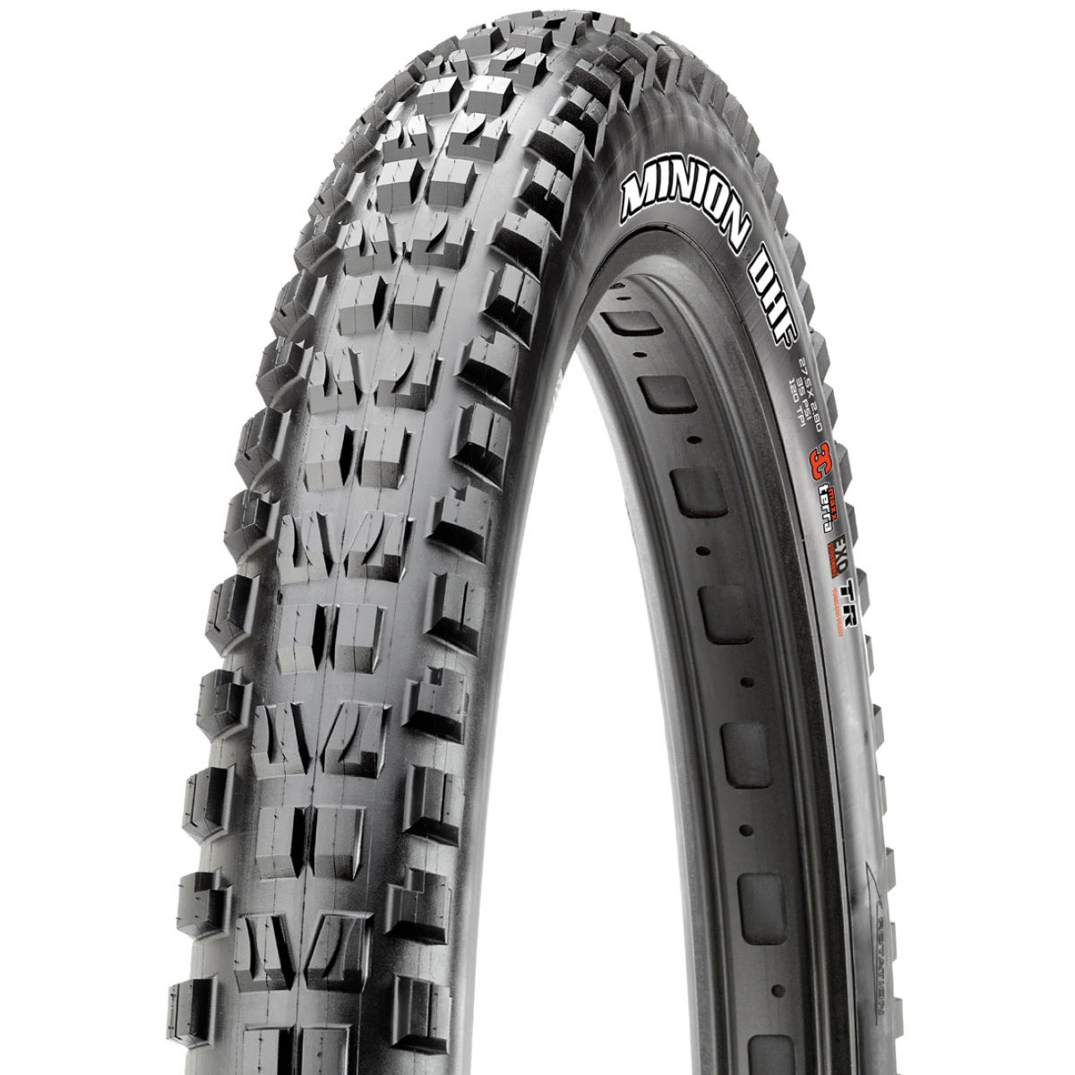 Maxxis Maxxis Minion DHF+ MTB WT Tyre - 3C - EXO+ - TR   Tyres