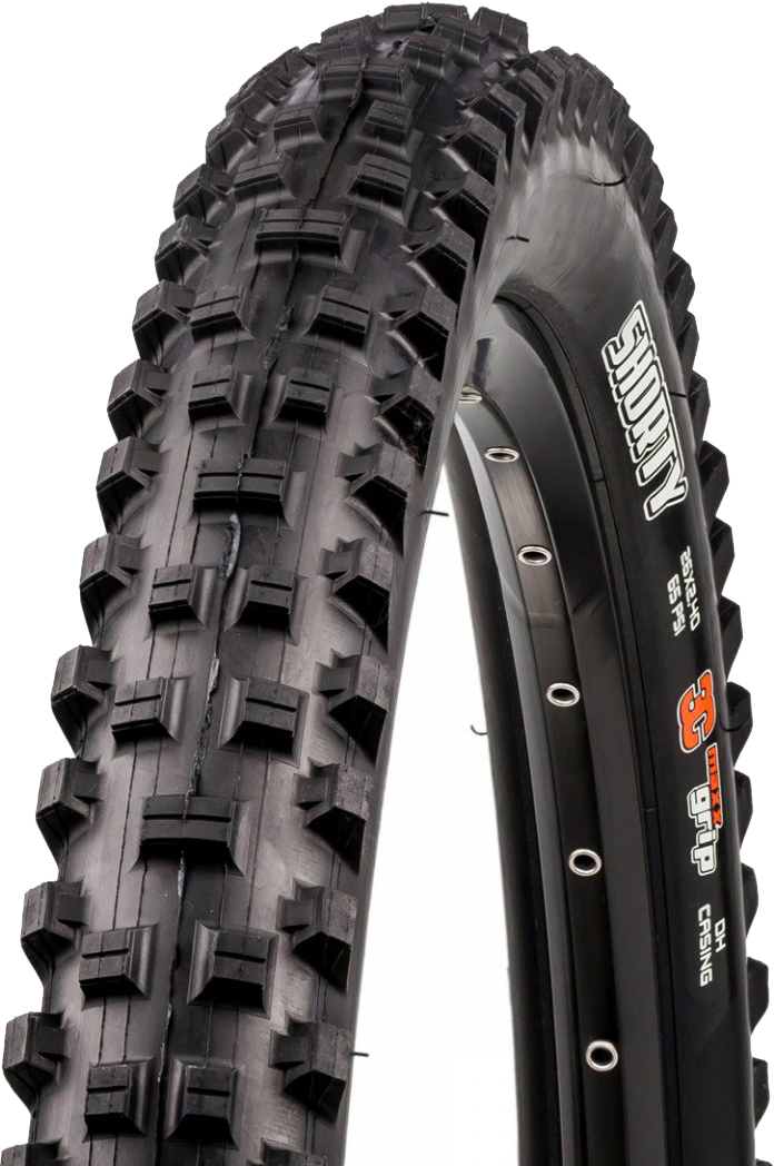 Maxxis Shorty DH MTB WT Tyre - 3C - TR | Tyres