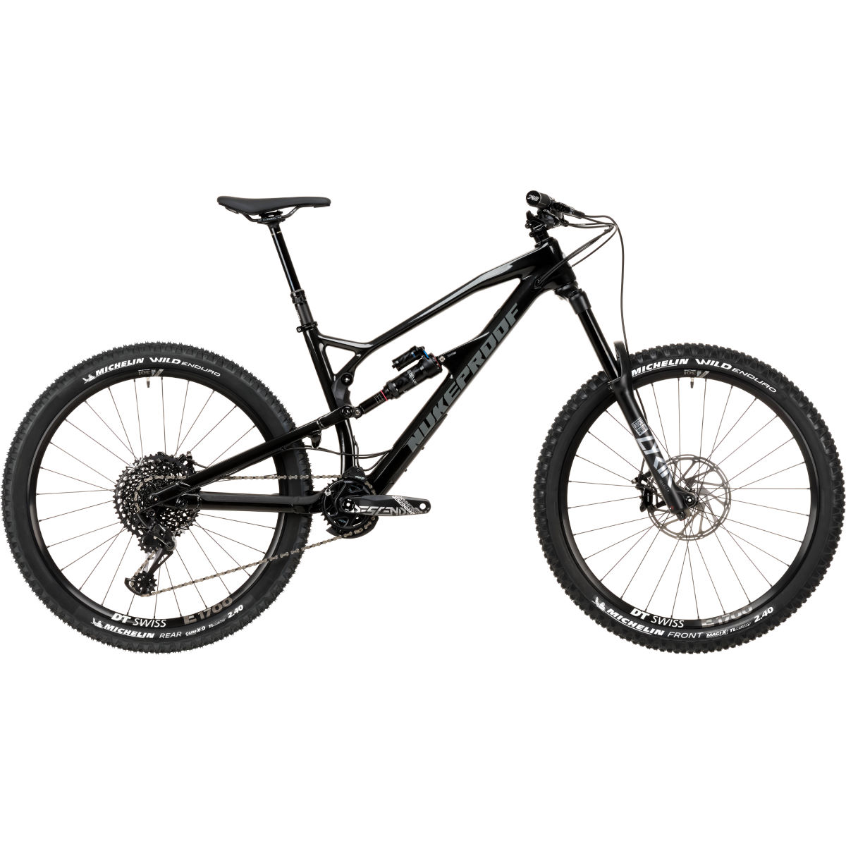 Nukeproof Nukeproof Mega 275 Pro Carbon Bike (GX Eagle - 2020)   Full Suspension Mountain Bikes