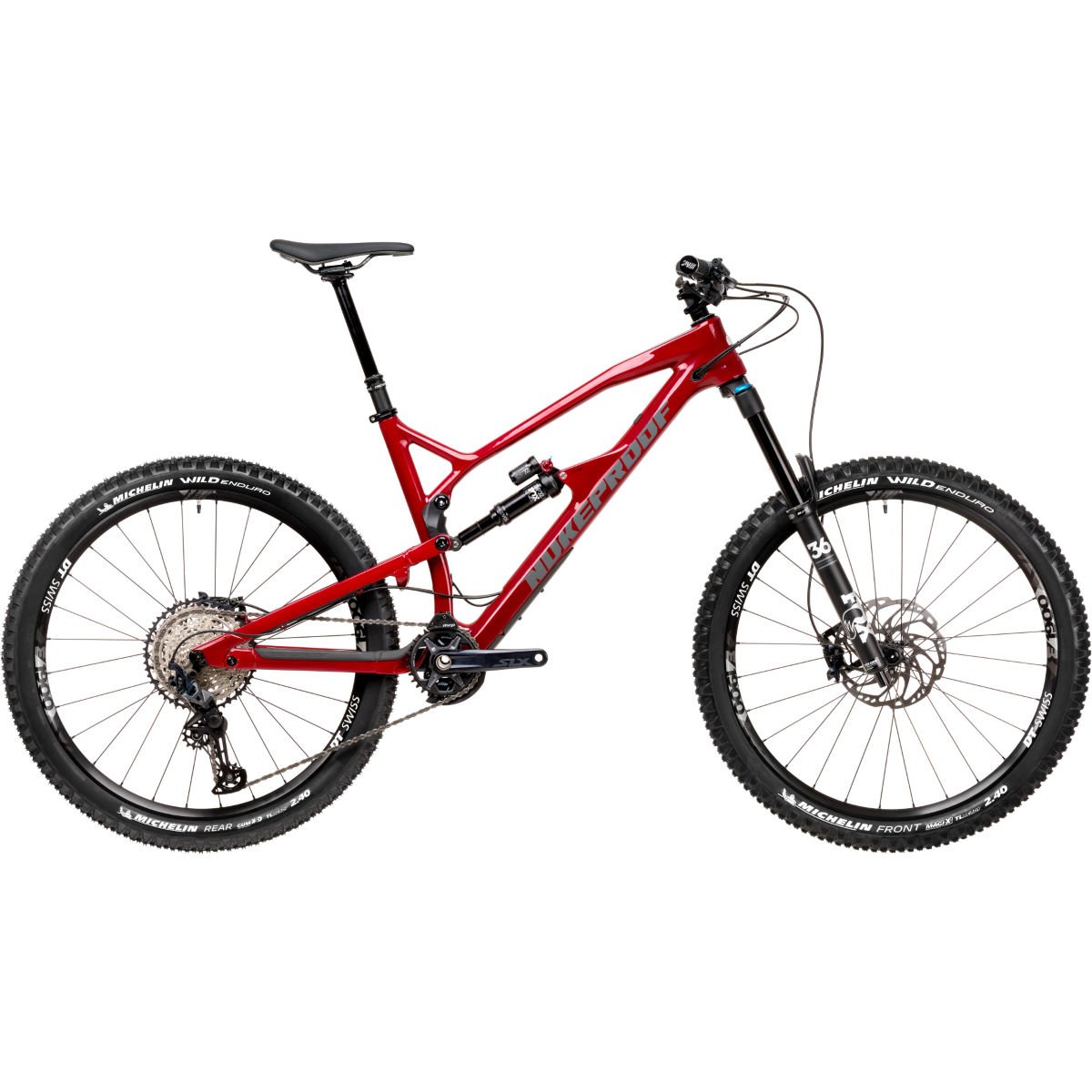 Nukeproof Nukeproof Mega 275 Elite Carbon Bike (SLX - 2020)   Full Suspension Mountain Bikes