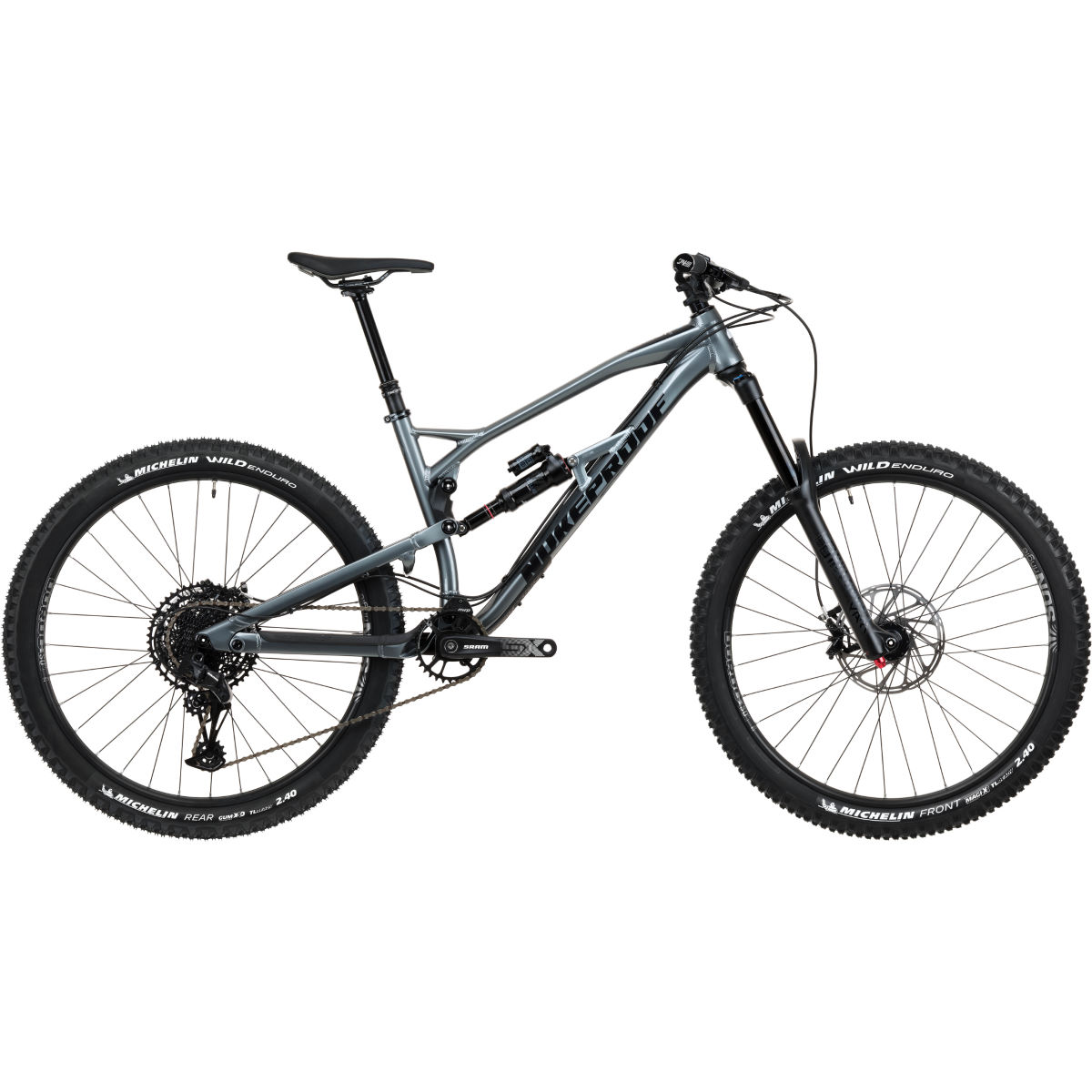 Nukeproof Nukeproof Mega 275 Comp Alloy Bike (SX Eagle - 2020)   Full Suspension Mountain Bikes