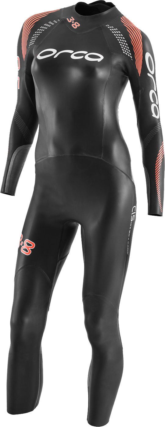 Orca Women's 3.8 Enduro Fullsleeve Wetsuit | swim_clothes