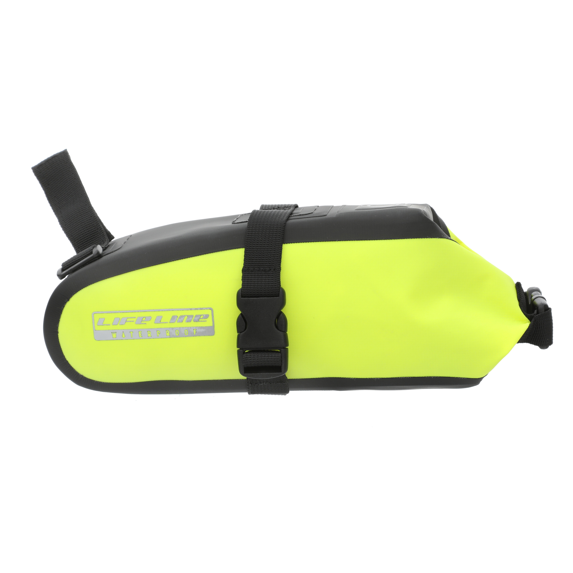 LifeLine Commute Waterproof Rolltop Saddlebag | Saddle bags
