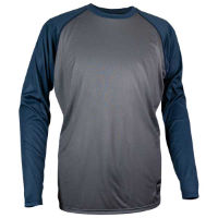 Royal Long Sleeve Heritage Jersey