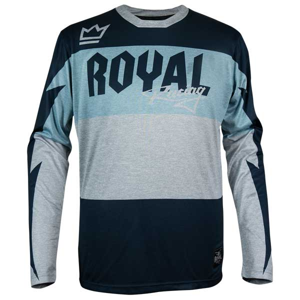 Royal Long Sleeve Race Jersey | Jerseys