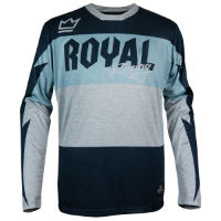 Royal Long Sleeve Race Jersey