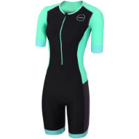 Comprar Zone3 Womens Aquaflo Plus Short Sleeve Trisuit