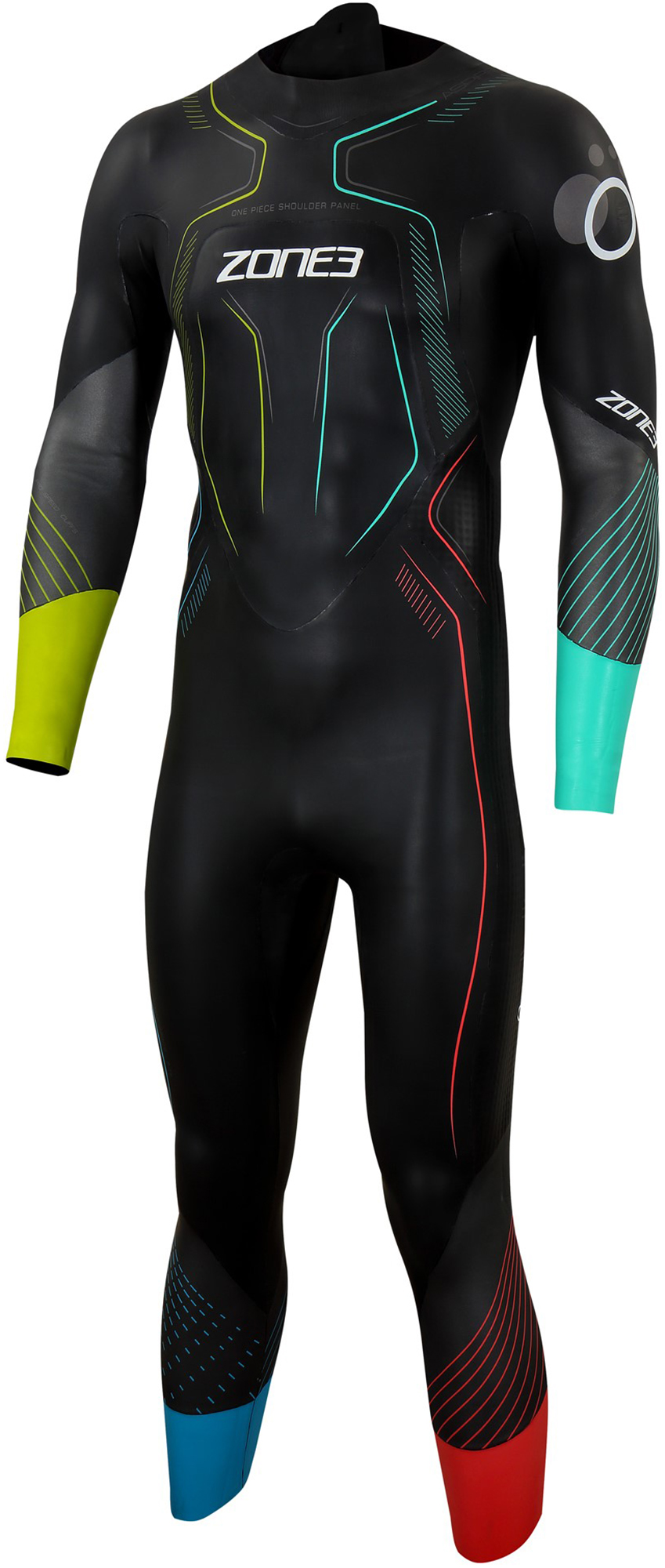 Zone3 Men's Aspire Limited Edition Wetsuit | swim_clothes