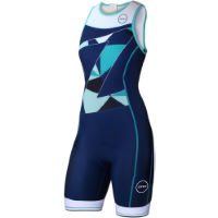 Comprar Zone3 Womens Lava Long Distance Trisuit