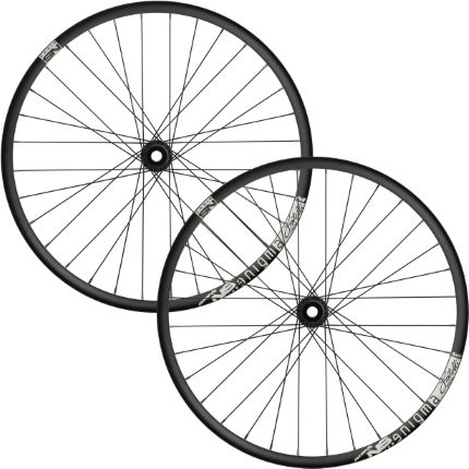 NS Bikes Enigma Rock and Roll MTB Boost Wheelset