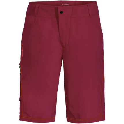 Vaude Ledro Shorts Red