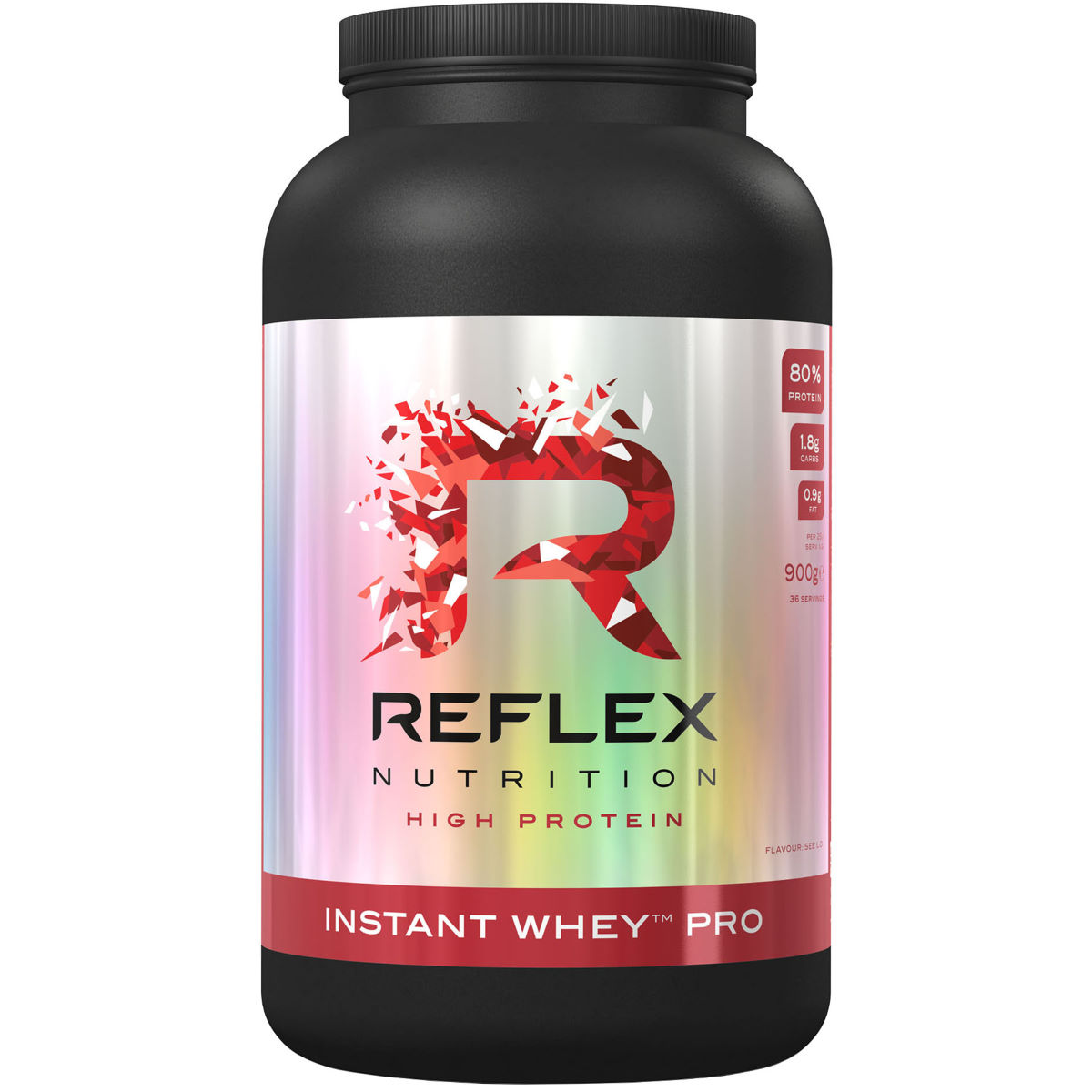 Reflex Reflex Instant Whey Pro (900g)   Powdered Drinks