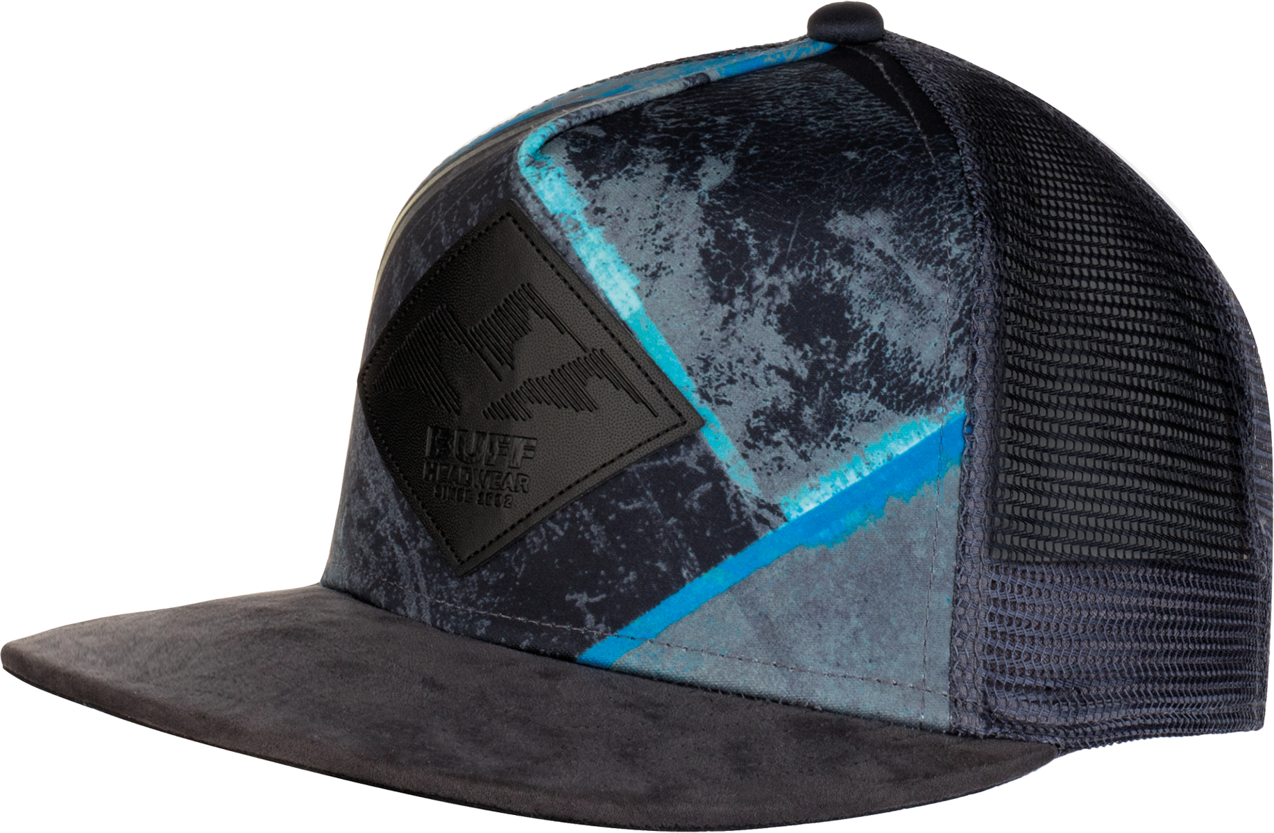 Buff Trucker Cap Flat Peak | Headwear