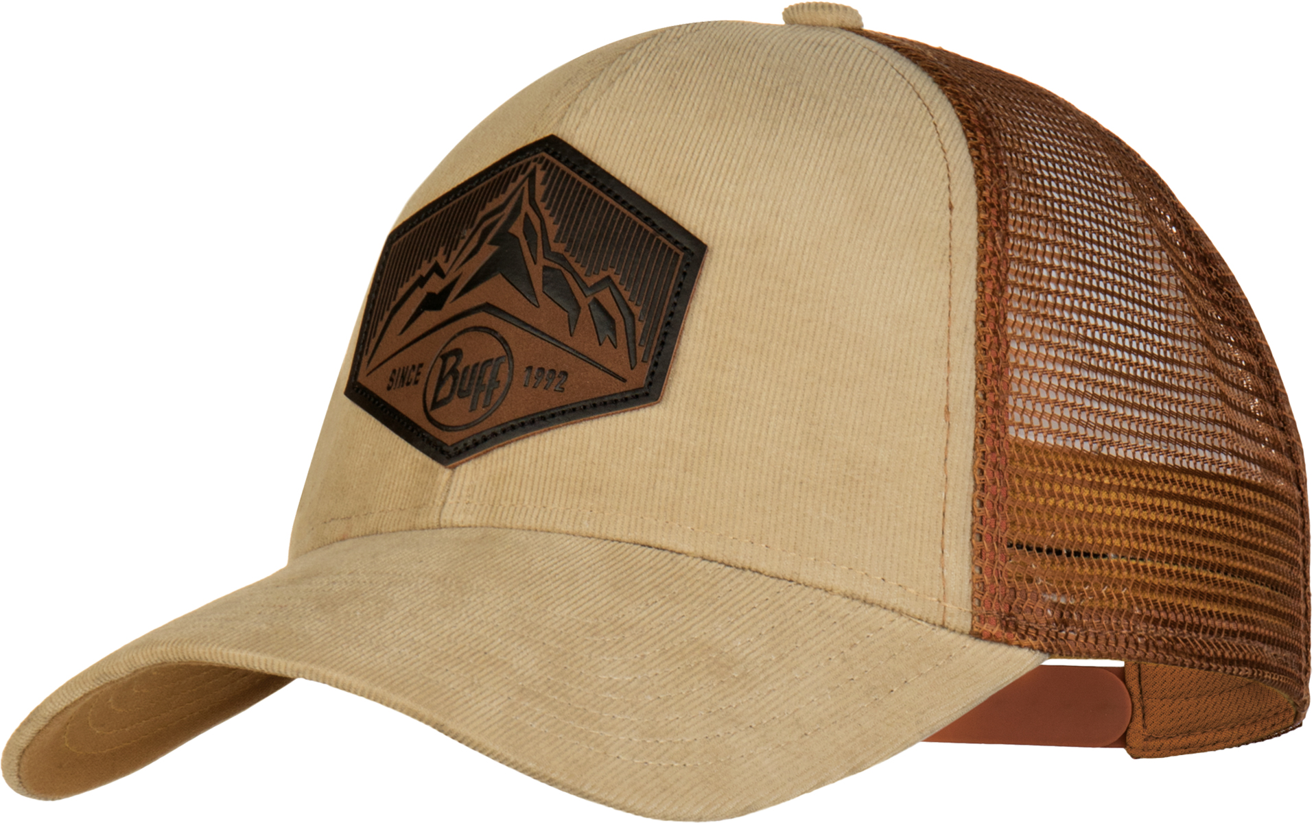 Buff Trucker Cap Solid | Headwear