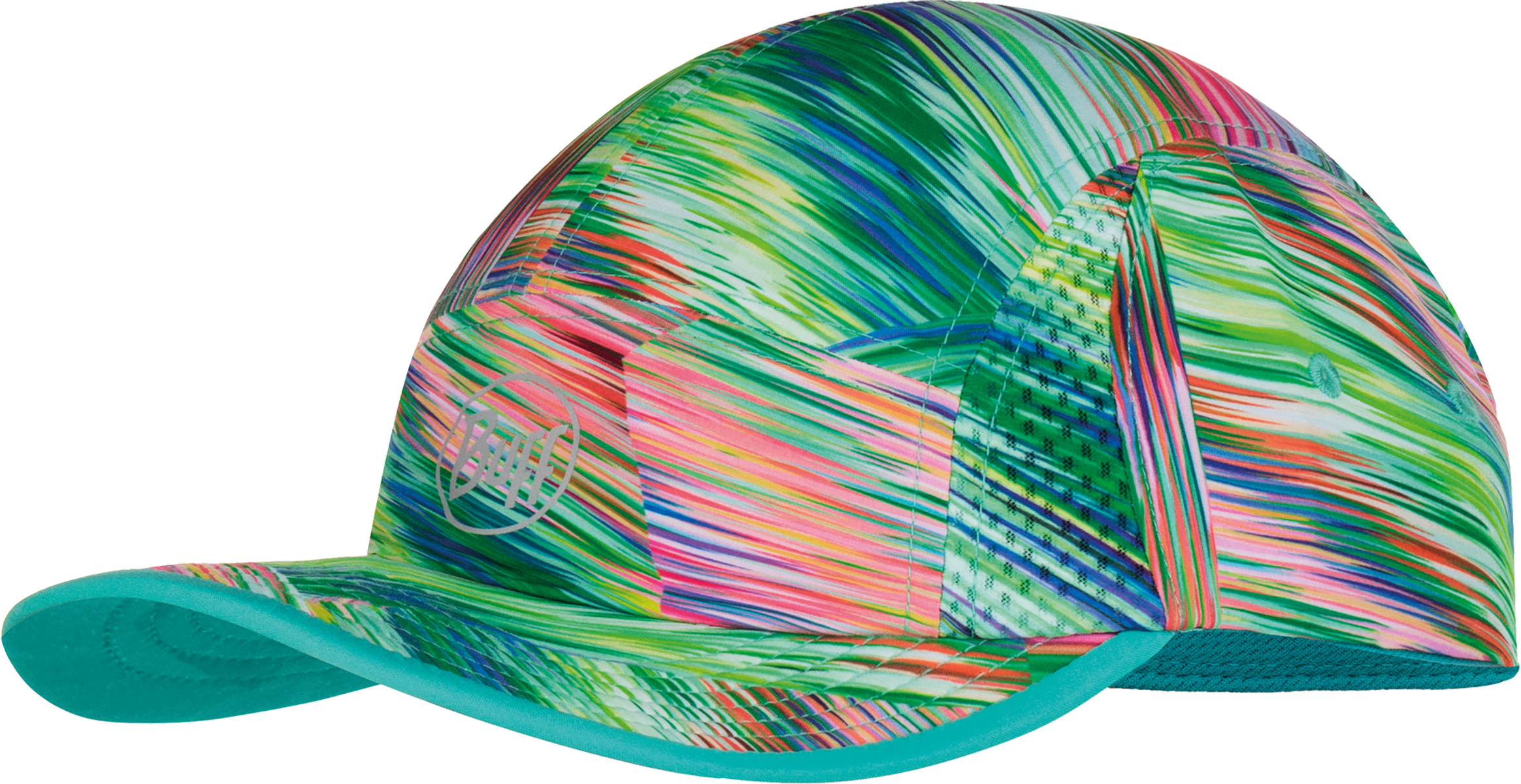 Buff Run Cap Patterned | Headwear