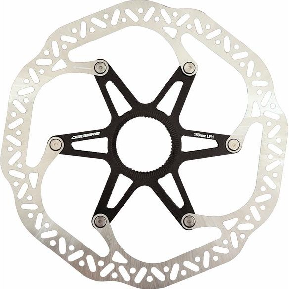 The World/'s lightest Disc brake rotor 140mm 160mm 180mm-SILVER