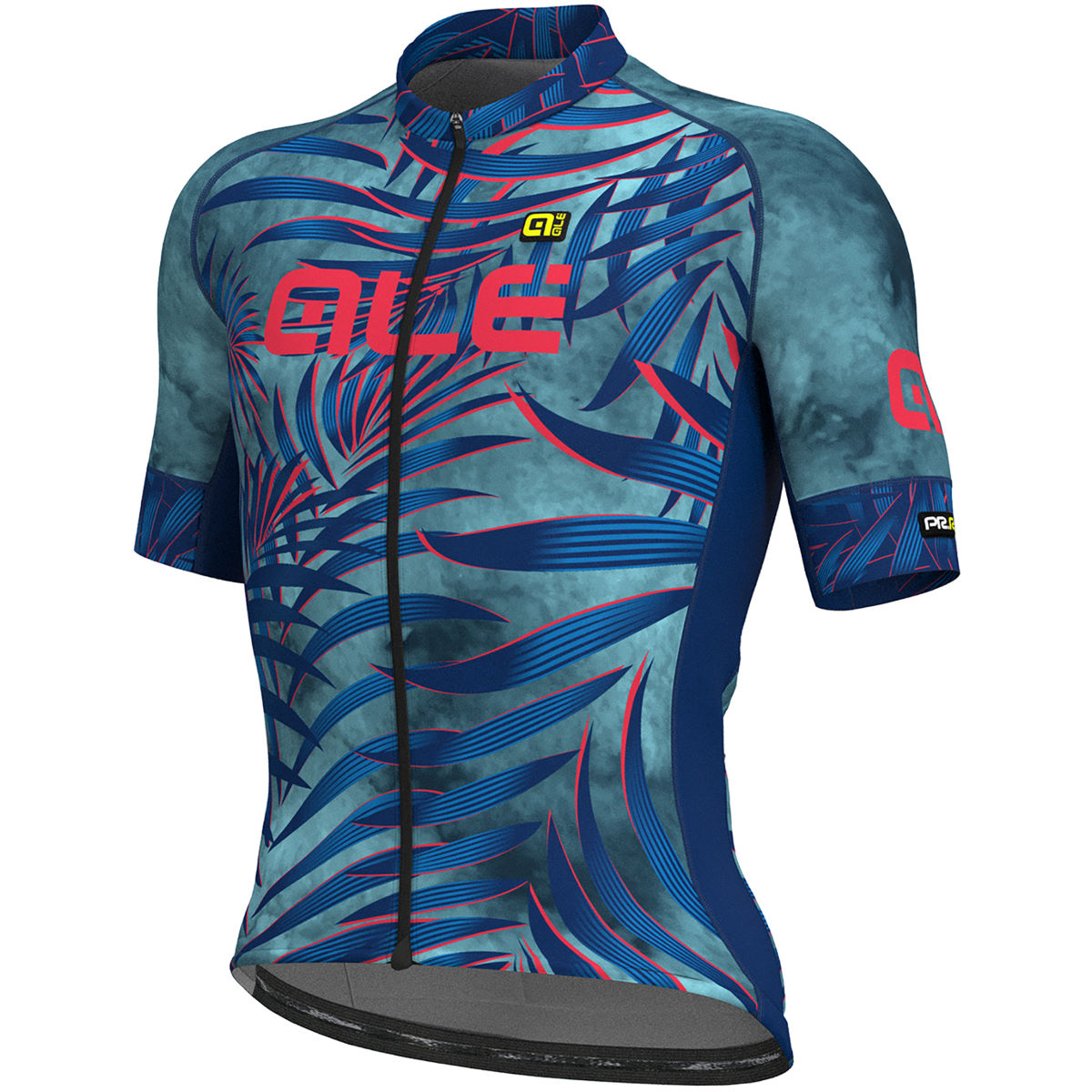 Alé Graphics PRR MC Sunset Jersey - L Blue | Jerseys