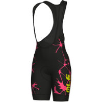 Alé Womens Solid Cracle Bib Shorts