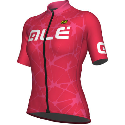 Alé Women's Solid MC Cracle Jersey