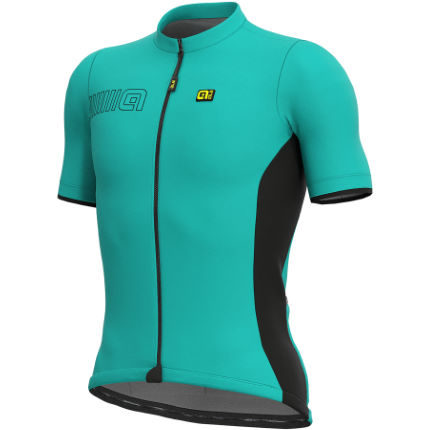 Alé Solid MC Colour Block Cycling Jersey