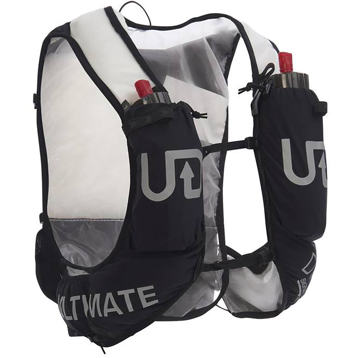 Ultimate Direction Women's Halo Vest – Small Black | Hydration Vests