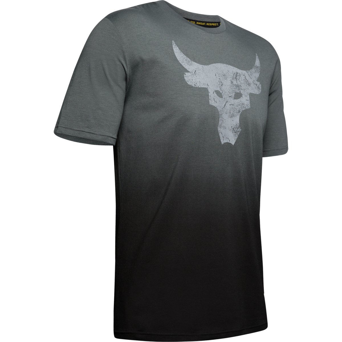 Under Armour Project Rock Bull Graphic SS   Short Sleeve Running Tops