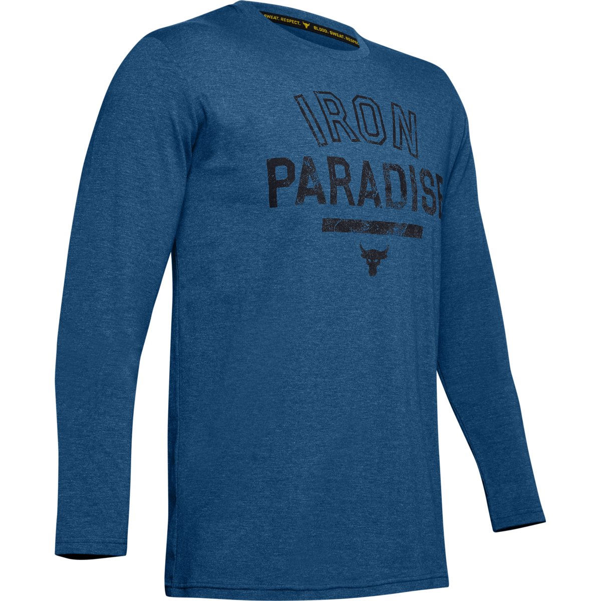 Under Armour Project Rock Iron Paradise LS   Long Sleeve Running Tops