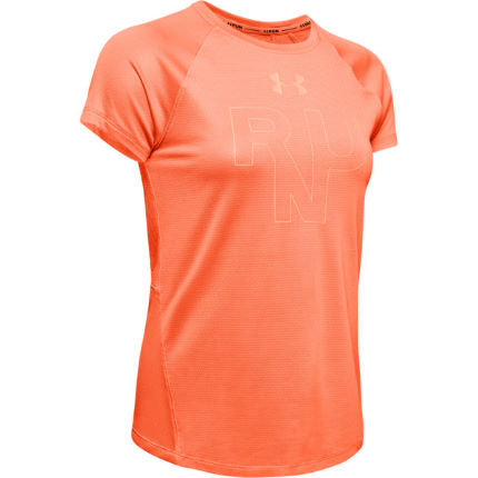 Under Armour Women's Qualifier Run Short Sleeve