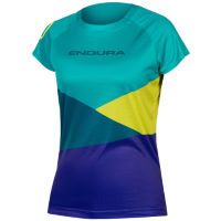 Endura Womens Singletrack Core Print Tee