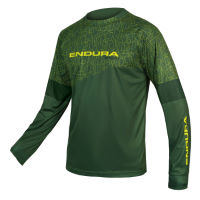 Endura MT500 Print Ltd Ed Long Sleeve Jersey