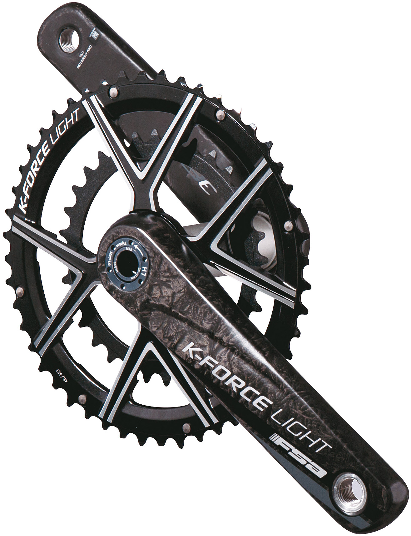FSA K-Force Light Modular 386Evo Road Chainset | Crankset