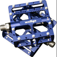 Wellgo B144 Alloy body Cr-Mo Axle Pedals
