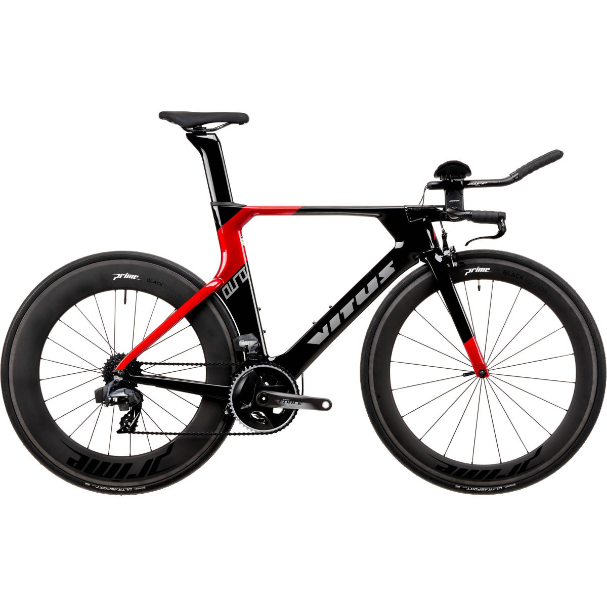 Vitus Auro TEAM eTap TT Bike (Force - 2020)