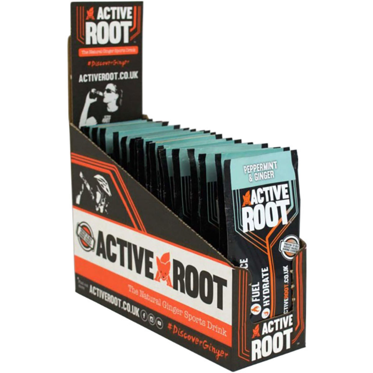 Active Root Active Root 20 Sachet Box (20 x 35g)   Powdered Drinks