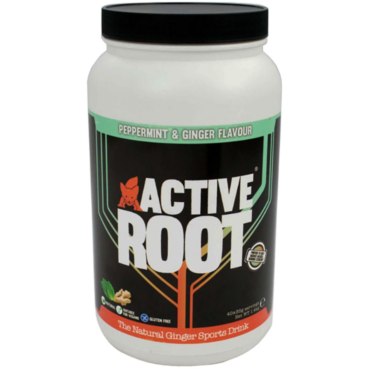 Active Root Active Root Energy Powder (1.4kg)   Powdered Drinks