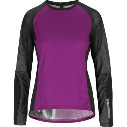 Assos Women's Long Sleeve Trail Jersey