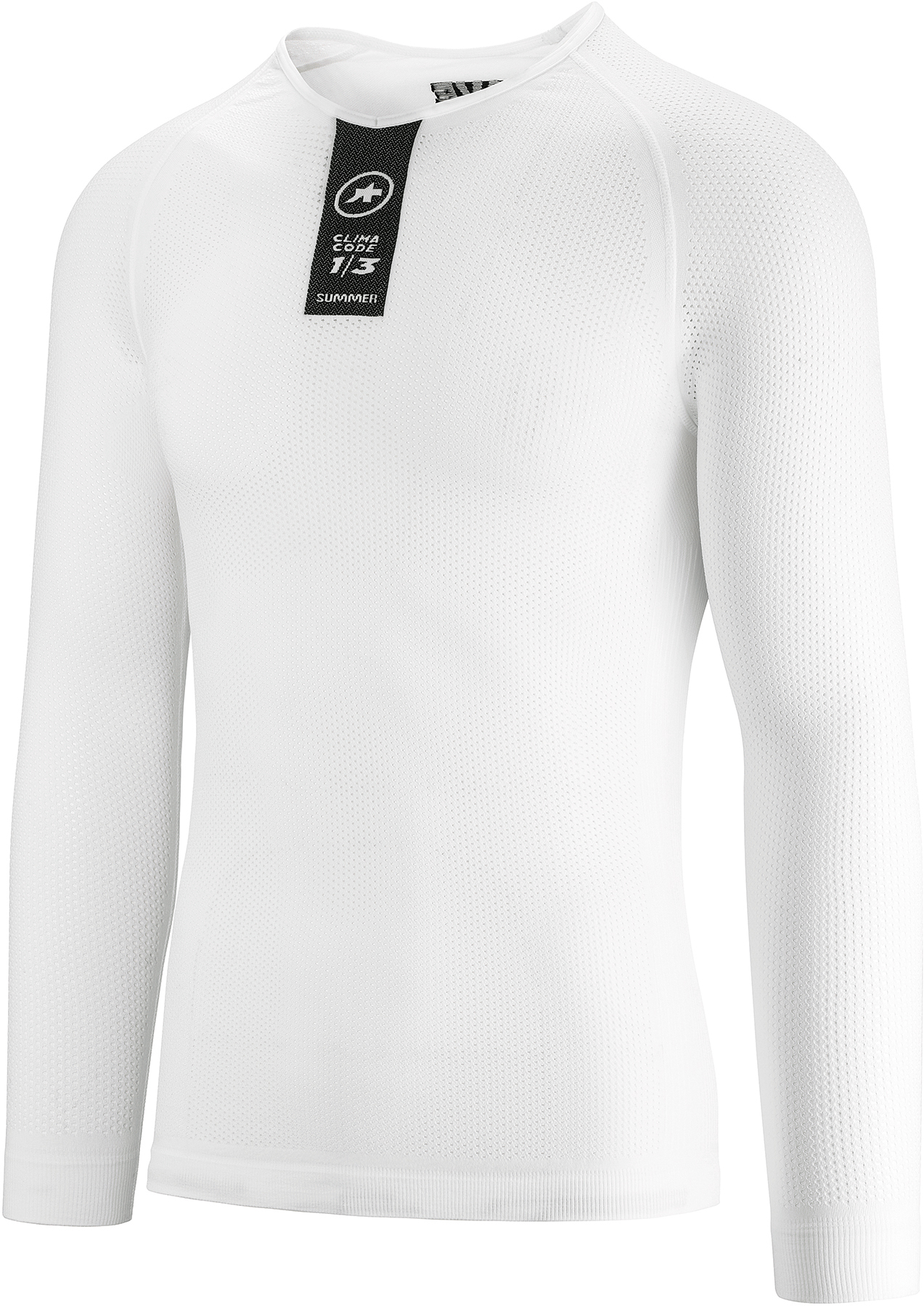 Assos Skinfoil LS Summer Base Layer | Base layers