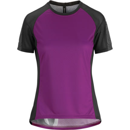 Assos Women's Short Sleeve Trail Jersey