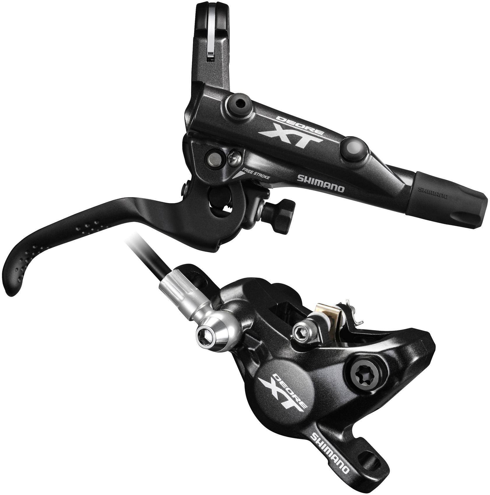 dad064b0a40 Wiggle | Shimano Shimano XT M8000 Brakes with Olive | Disc Brake Callipers