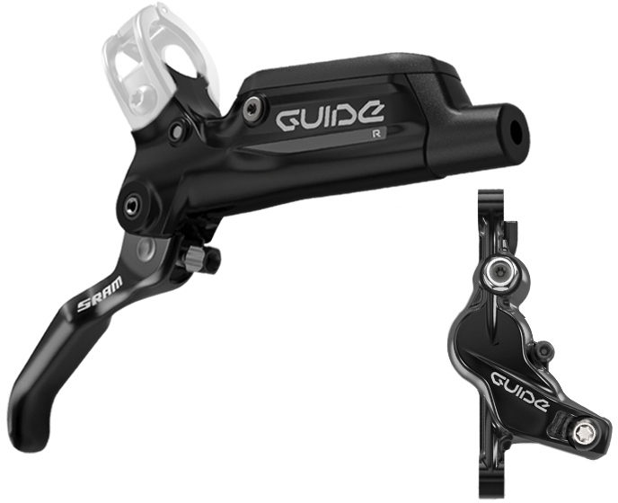 SRAM Guide R Disc Brakes (with Sintered Pads) | item_misc