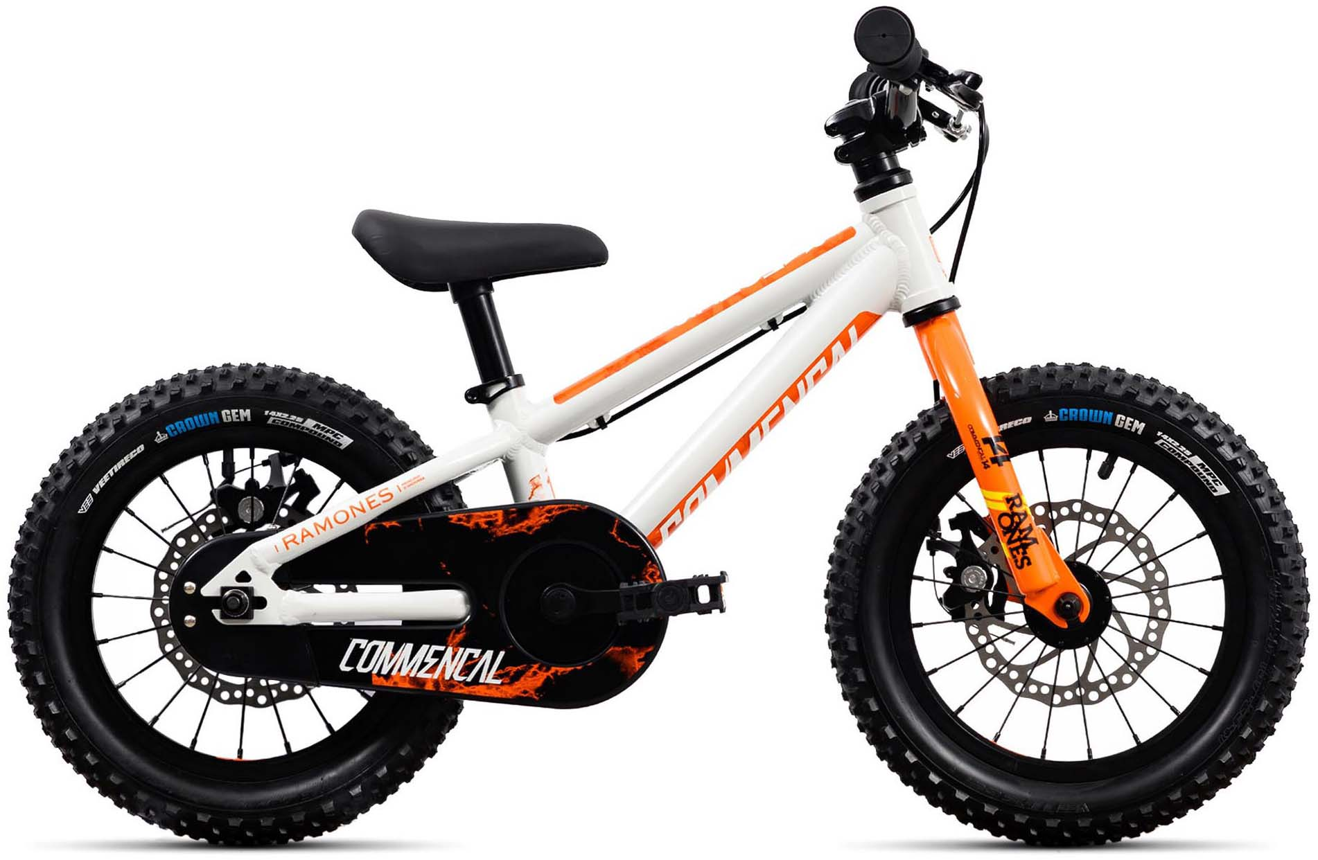 Commencal Ramones 14 Kids Bike (2020) | City-cykler