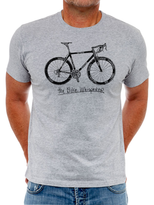 Cycology Bike Whisperer T-Shirt | Trøjer