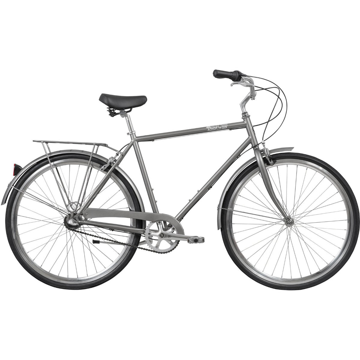 Pure Fix Cycles Upton 3 Speed City Classic Bike (2019)   Leisure Bikes