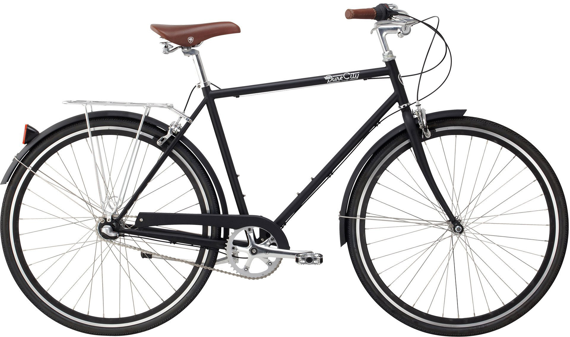 Pure Fix Cycles Bourbon 3 Speed City Classic Bike (2019) | City