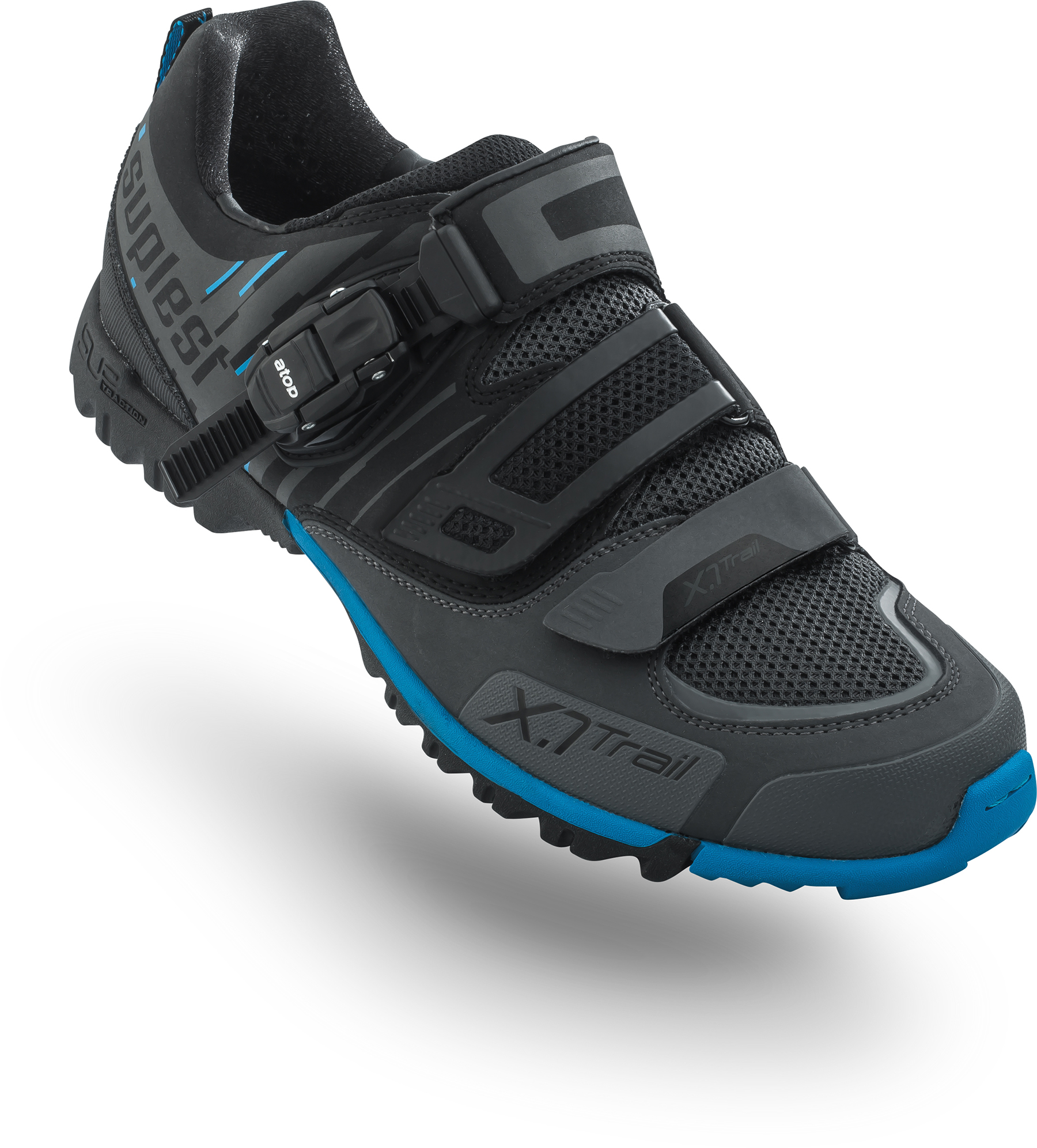 Suplest X.1 Trail Suptraction Off Road Shoe | Shoes and overlays