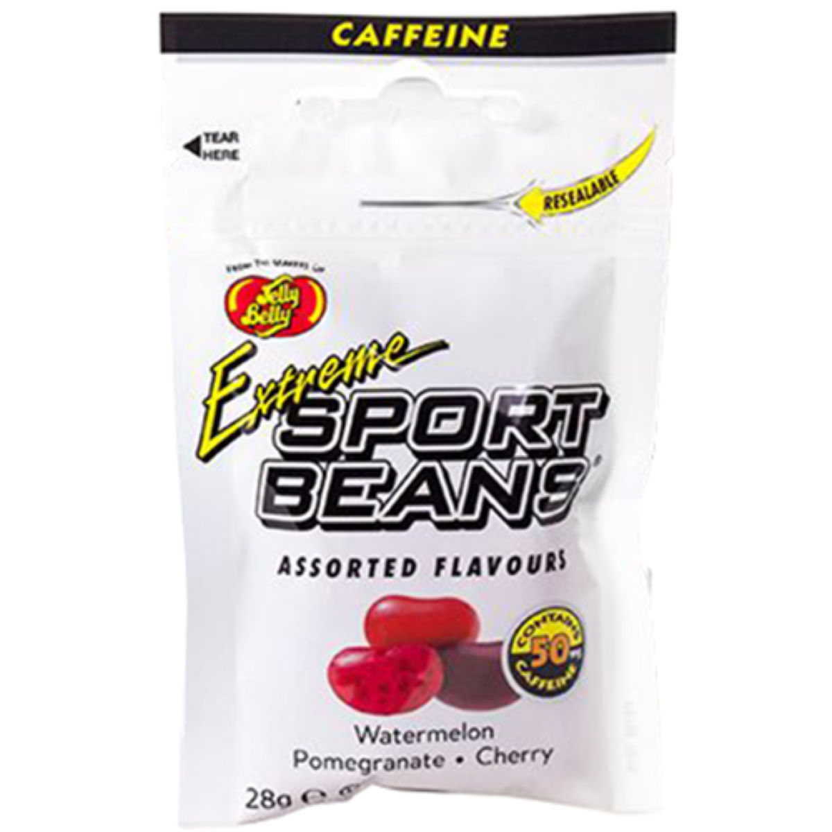 Jelly Belly Jelly Belly Extreme Sports Beans (5 x 28g)   Chews